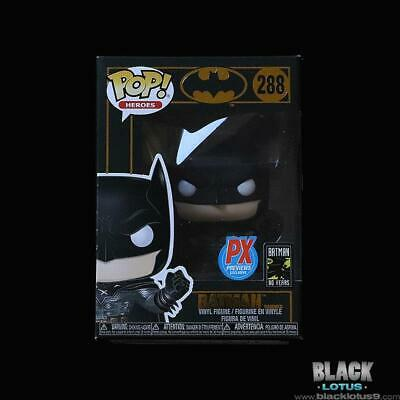 Funko Pop! Batman: Damned 80 Years DC Comics PX Previews IN STOCK Pop 288