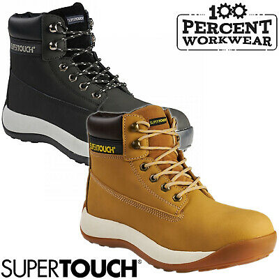 Pro Heavy Duty Builders Tradesman Joiner Electrician Engineer Work Safety Boots
