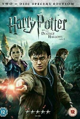 Harry Potter and the Deathly Hallows: Part 2  (2011) Daniel Radcliffe NewDVD