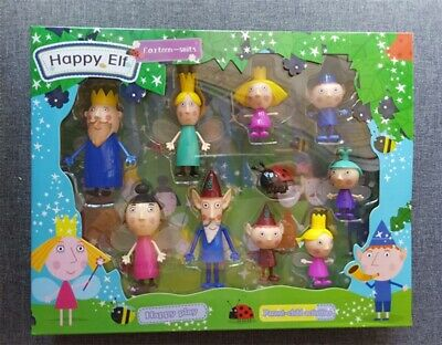 Official Comansi Ben And Holly/'s Little Kingdom Figures Toys Cake Topper Toppers