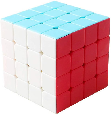 KidsPark 3x3 Rubix Cube, Magic Speed Cube Puzzle Toys For Kids & Adults,