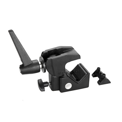 Multi Function Camera Flash Clip Super Clamp Holder Mount Photography Accessory