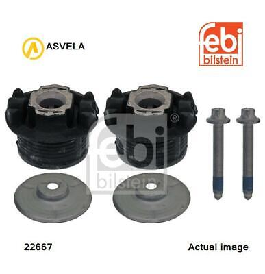 Bearing Set Axle Beam For Mercedes Benz S Class W220 M 112 944 Febi Bilstein