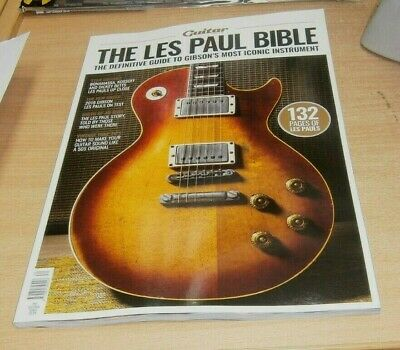 Guitar Classics Specials magazine The Les Paul Bible; Definitive Guide to Gibson