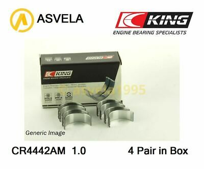 King CR6607AM STD Connecting Rod Bearings for DATSUN L28