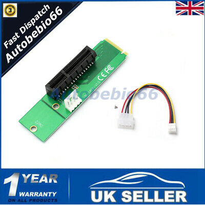 1PC New M.2 NGFF SSD to PCIE PCI-e Express 4X Converter Adapter Convenient Card