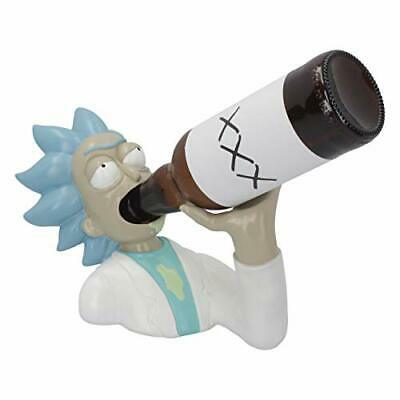 Rick Guzzler - Officially licensed Rick and Morty - Fun Wine Bottle Holder Stand