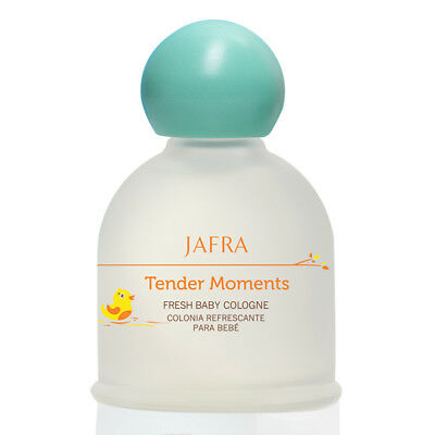 Jafra Tender Moments Fresh Baby Cologne 3.3 OZ New & Sealed in Box