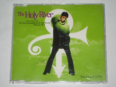 Prince-The Holy River // Cd2 B-Sides Rare Uk 4-Track Cd-Single 1997 Npg Records