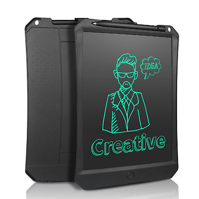 NEWYES 10.5 Inch LCD Drawing Writing Tablet, for Kid & Adults Black