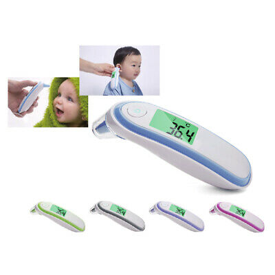 Digital Thermometer Forehead Baby Kid Adult Surface Temperature Infrared IR Home