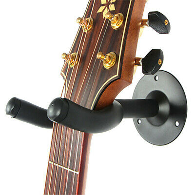 Guitar Wooden Wall Hanger Holder Stand Rack Hook Fit For Guitar Violin Ukulele
