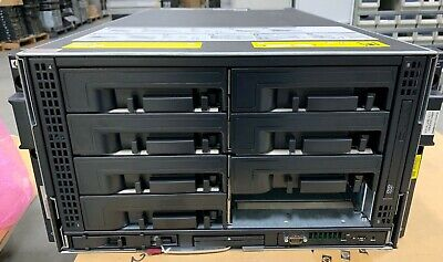 536841-B21- HP BLc3000 Enclosure w/ 3x AC PSU, 4 Fans Trial ICE Licenses