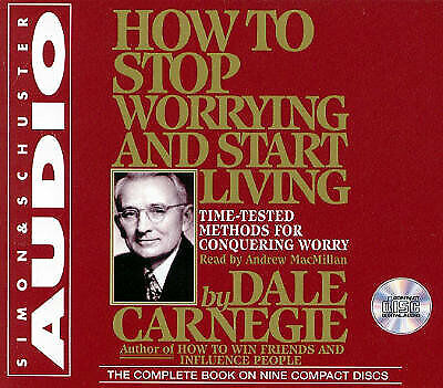 Dale Carnegie - How To Stop Worrying And Start Living-MP3 audio audiobook