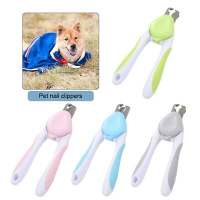 Pet Nail Clippers Dog Cat Toe Professional Grooming Scissors Cutting Trimmer