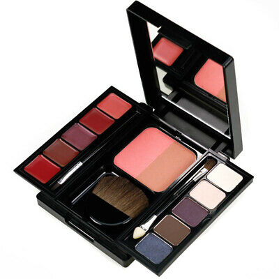 Revlon Makeup Palette Colours In Bloom Lipstick Blusher And Eyeshadow