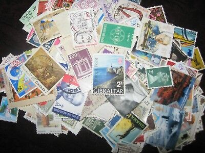 Nice Collection 1000 Diff. World Wide Stamps, Many Themes - A Great Buy - 2