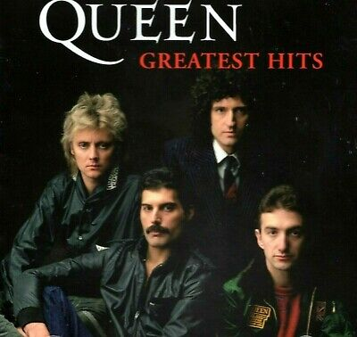 Queen ~ Greatest Hits (2011 CD) Remastered (New & Sealed ) Bohemian Rhapsody Etc