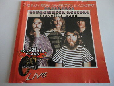Creedence Clearwater Revival - Travellin Band' - 1 Cd - Live Oakland 1970