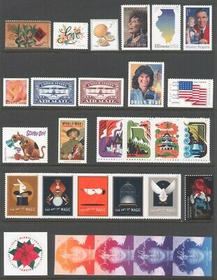 2018 U.s. Commemorative Year Set *77 Stamps* Mint-Nh