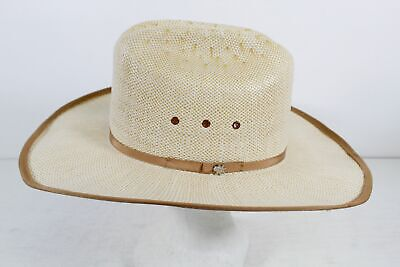 42dc7bc2 STRAW HAT - Handmade in the USA by Amish - Civil War, Civilian, Wide ...