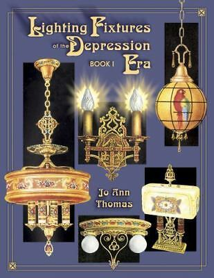 Lighting Fixtures of the Depression Era Free Shipping
