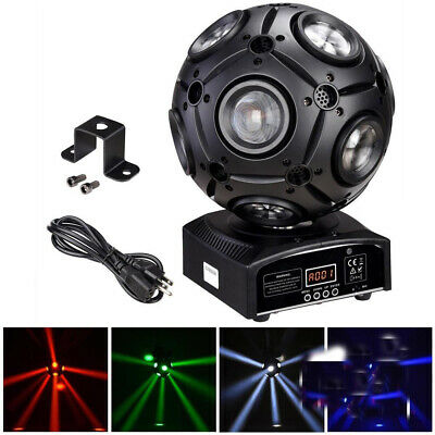 9x12W RGBW 4in1 CREE LED FOOTBALL Disco dj stage Show event show Effect lighting