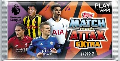 CHOOSE Your Match Attax Extra 2018/19 MAN OF THE MATCH #MA1-MA40 MINT! NEW!