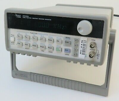 Agilent 33120A 15MHz Function Arbitrary / Waveform Generator - Option 1