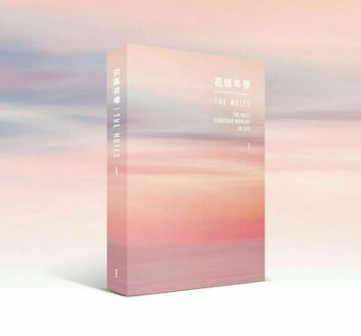 Bts 花樣年華 The Most Beautiful Moment In Life Notes 1 [Eng] Book