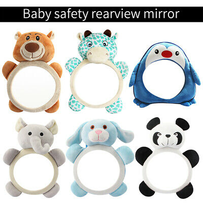 Baby Car Seat Rear View Mirror Facing Back Infant Kids Ward Child Safety