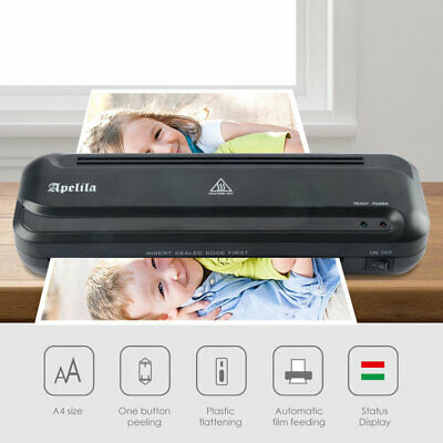 PERSONAL LAMINATOR LAMINATING A4 MACHINE COMPACT SCHOOL HOME OFFICE STATIONARY