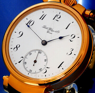 Patek Philippe & Co Geneva Chronometer - 1889