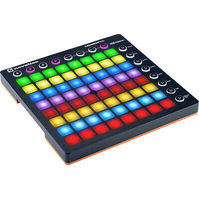 NEW Novation LaunchPad Mk2 Ableton DJ Controller RGB Version w/ Live 9 software
