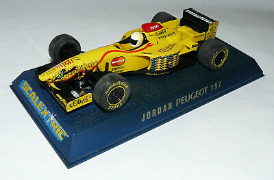 SPECIAL Edition 2499 of 5000  SCALEXTRIC Racing Car: JORDAN C2079 F1 - #11