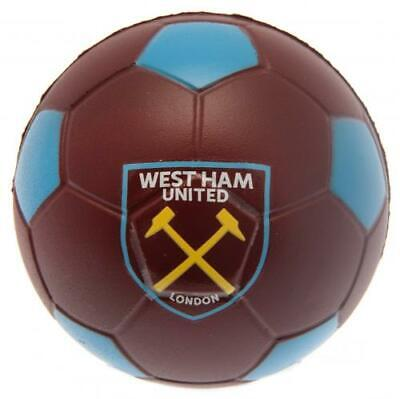 West Ham United Utd Fc Stress Reliever Football Ball