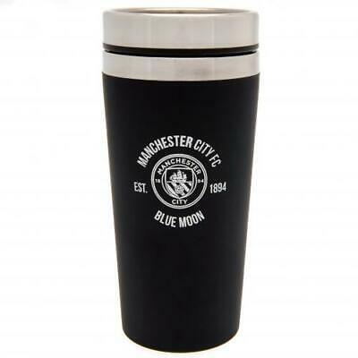 Manchester City Man Fc Executive Travel Thermal Coffee Mug