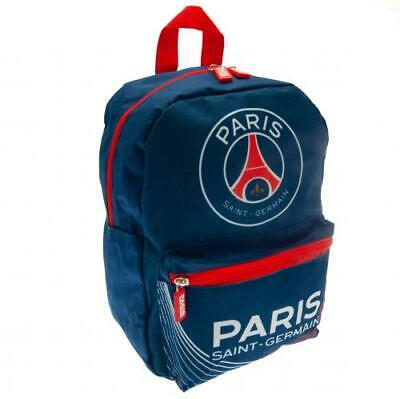 Paris Saint Germain Fc PSG Kids Childs Childrens Backpack Rucksack Sports Holdal