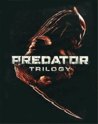 Predator Trilogy (3 Blu-Ray) - (Italian Import) BLU-RAY NEW