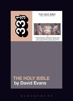Manic Street Preachers' The Holy Bible by David Evans 9781501331701   Brand New