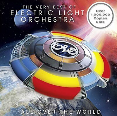 Electric Light Orchestra - All Over The Wo... - Electric Light Orchestra CD YOVG