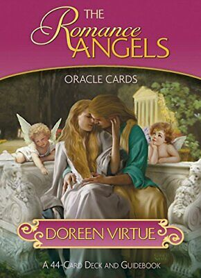 Romance Angel Oracle Cards Doreen bar Chu series Japanese manual fromJAPAN