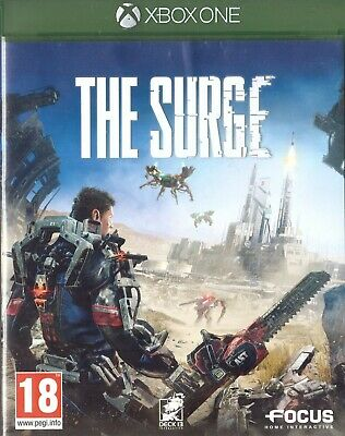 The Surge Microsoft Xbox One 18+ RPG Role Playing Game