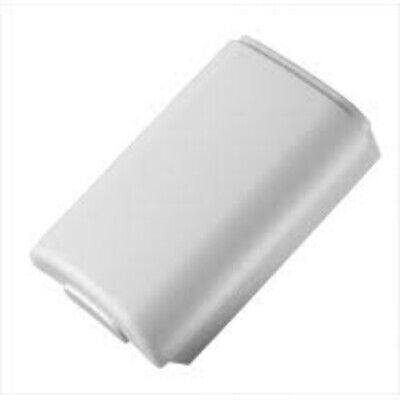 Official Microsoft - Rechargeable Battery Pack - Plug & Play - WHITE (Xbox 360)