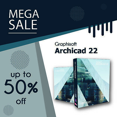 ARCHICAD 22  WINDOWS Last Full Version  Lifetime Fast Delivery