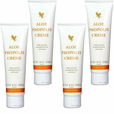 Aloe Propolis Creme Forever Living  , 4oz each (Pack of 4)