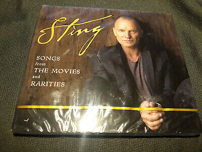 Sting - Songs From The Movies & Rarities DOUBLE CD SEALED