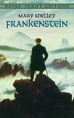 Dover Thrift Editions: Frankenstein by Mary Shelley (1994, Paperback,...