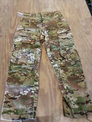 Readyone Industries Mfg US Army Multicam OEF Camouflage Combat Pants NWT M/R