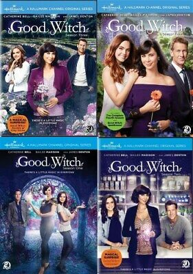 THE GOOD WITCH TV SERIES COMPLETE SEASONS 1 2 3 4 New DVD +